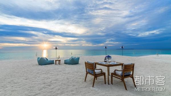 马尔代夫瑞提拉岛One&Only唯逸度假酒店