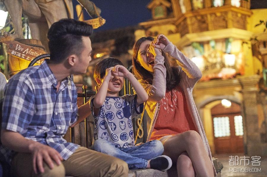 九月,就约! 30天里必来上海迪士尼度假区的30个理由