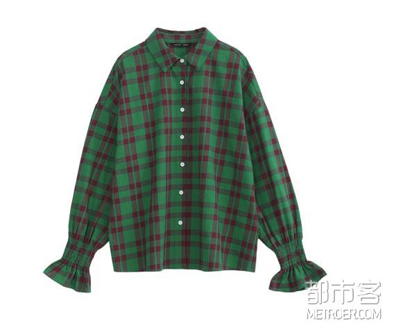 HCollection 格子衬衫