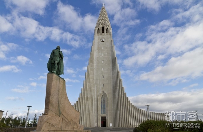绝对C位|冰岛,安静但不孤独
