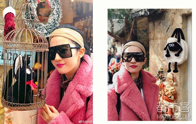 旅拍,高级拍摄手法,刘雯,刘亦菲