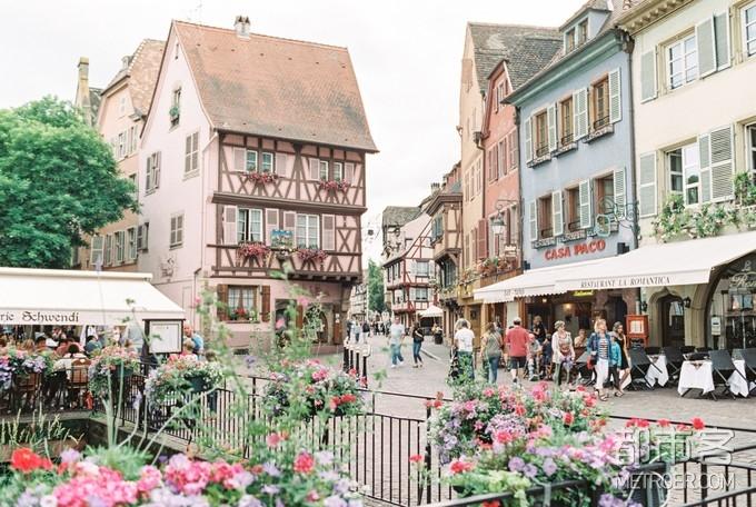 科尔马,一座没有景点的法国小镇