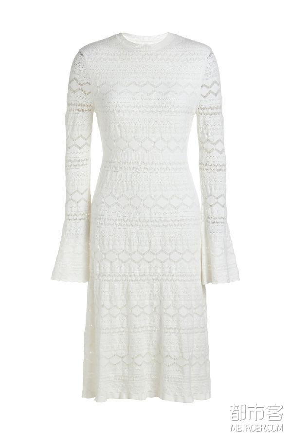 ochirly2017冬季 连衣裙