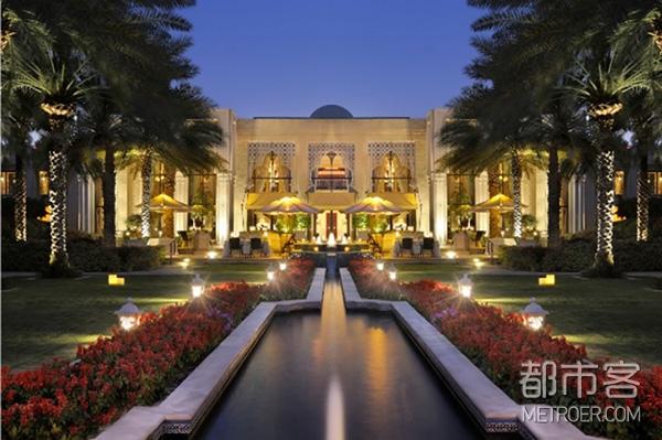 迪拜皇家幻境One&Only唯逸度假酒店