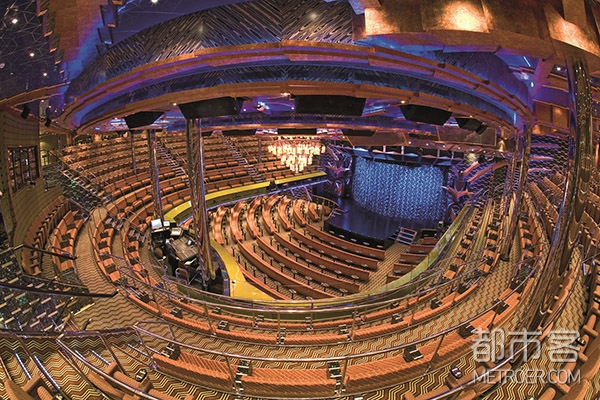 歌诗达·赛琳娜号:宙斯大剧院