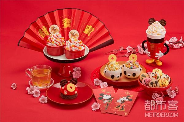 新春特别甜品邀游客尽享节日美味