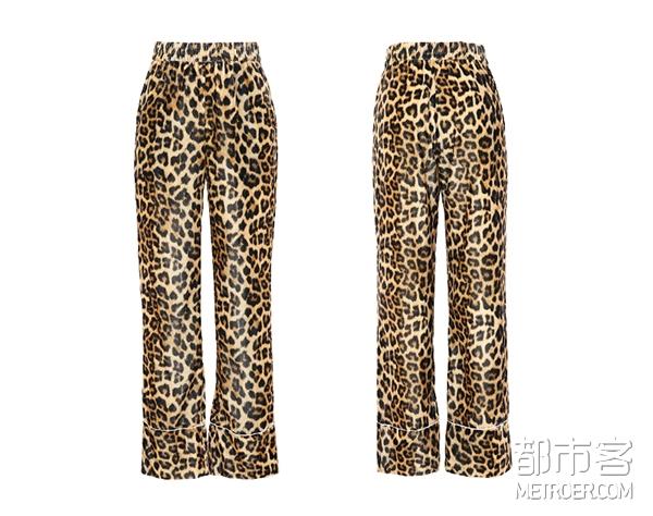 谁穿谁slay的豹纹,今年安排上了吗?
