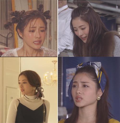 日剧新番 石原里美 《校阅女孩河野悦子》 日式发型 创意丸子头 低马尾