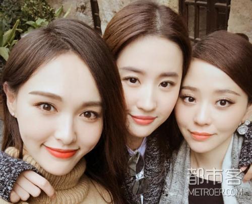 刘亦菲,唐嫣,花木兰