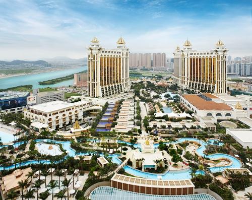 坐落於路氹城的「澳門銀河」被譽為世界最頂級的綜合娛樂渡假城
