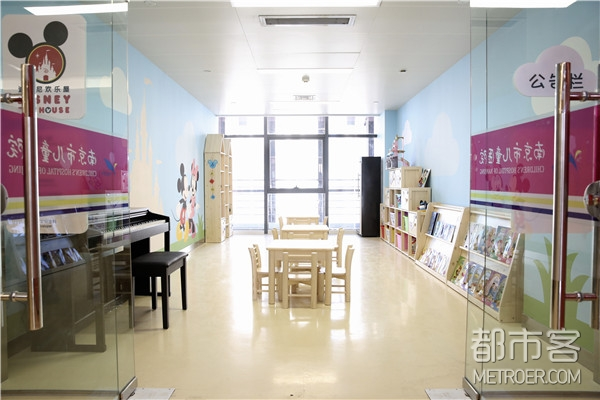上海迪士尼度假区在南京市儿童医院启动南京首个迪士尼欢乐屋