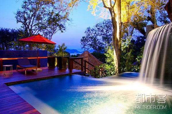 畅游普吉岛,欢度泼水节