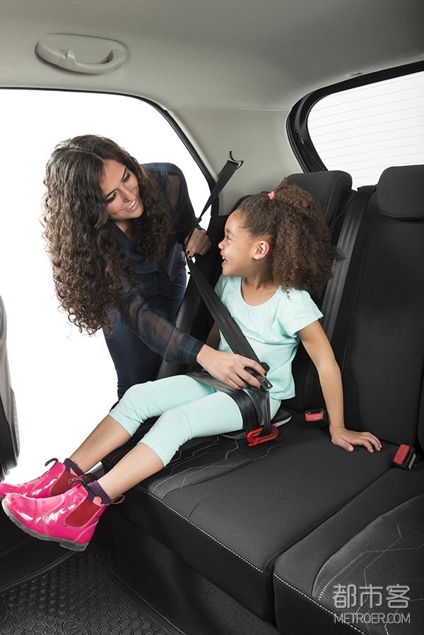 mifold便携式儿童安全座椅