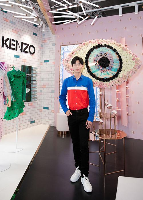 KENZO异想世界限时体验店 品牌挚友陈星旭 2.jpg