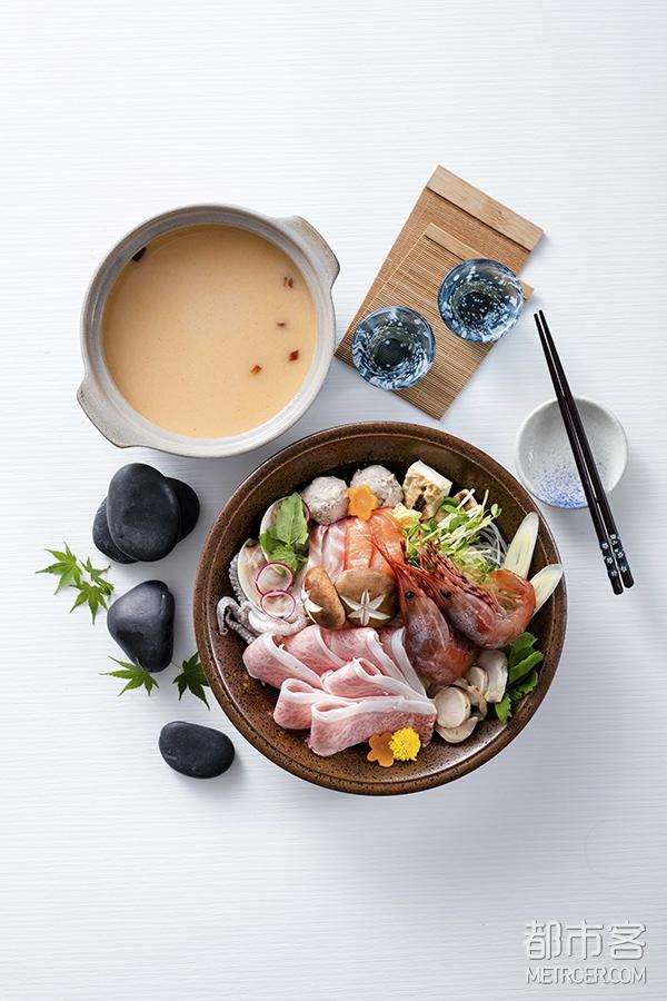 千笹日本料理 - 和牛札幌味噌辣魚湯海鮮鍋