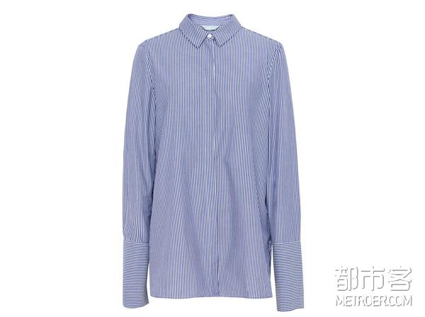 秋冬季,潮人都在吧衬衫当外套穿