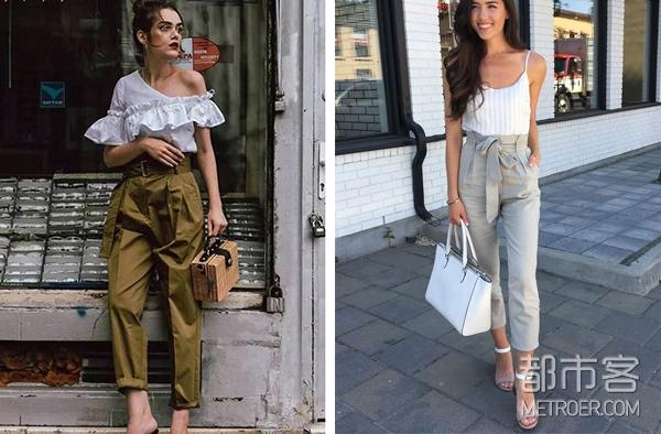"""连哪吒同款""""纸袋裤""""都没有还敢自称时尚咖?"""