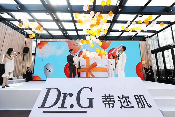 Dr.G蒂迩肌,Dr.G防晒大使董又霖,Dr.G滤镜防晒,Dr.G新品防晒