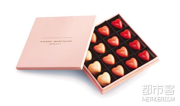 Victoria-Beckham-Pierre-Marcolini-chocolates