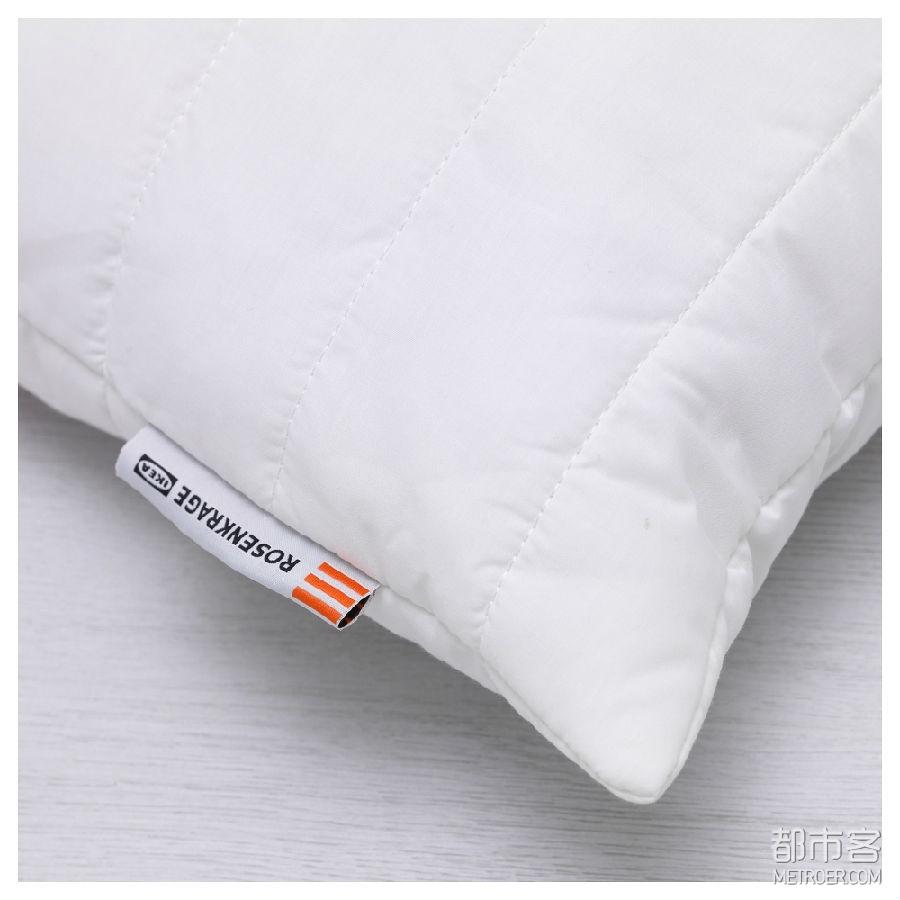 IKEA宜家家居 ROSENKRAGE 罗森吉 记忆海绵枕