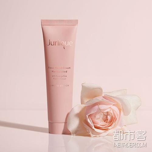茱莉蔻珍选玫瑰护手乳霜