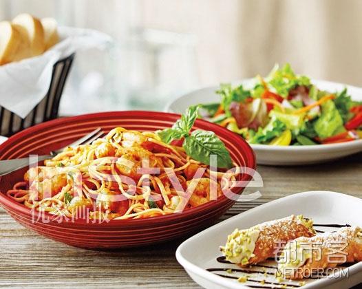 意大利餐是我钟爱的美食。