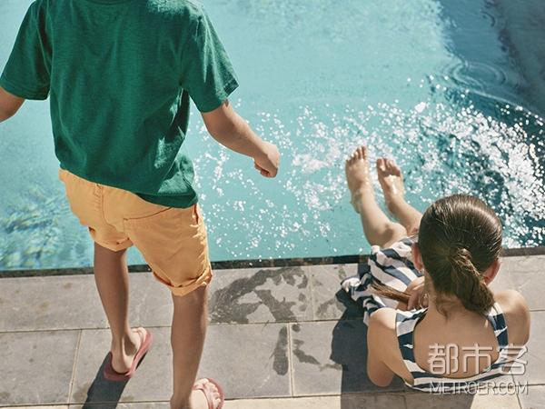 小径湾艾美酒店-儿童专属泳池
