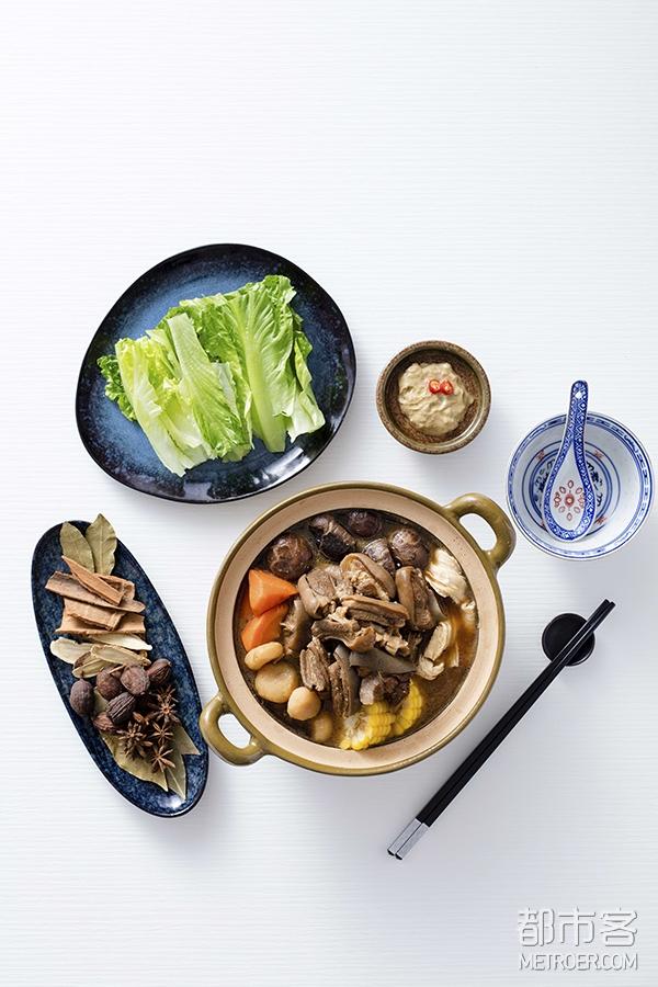 李家菜 - 古法炭爐羊腩煲