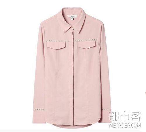 Lily 长袖衬衫