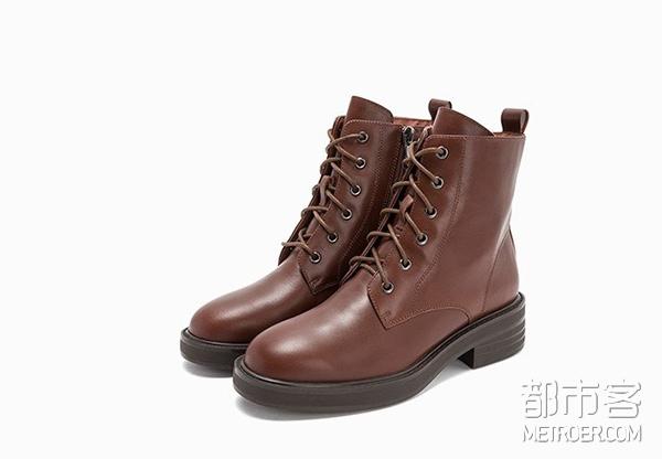 Belle百丽 马丁短靴