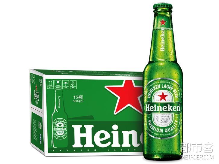 Heineken喜力啤酒500ml*12瓶