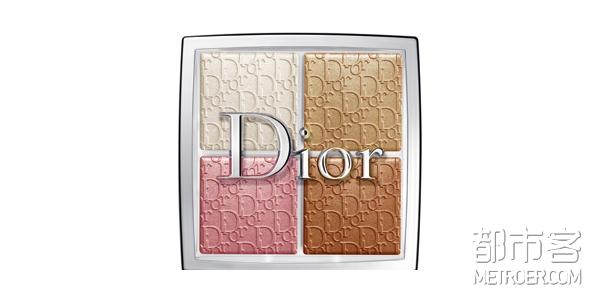Dior后台彩妆高光腮红盘 #001